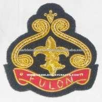 Woven Badges Manufacturer