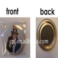 tin button  Manufacturer