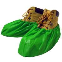Plastic Green Shoe Cover Manufacturer