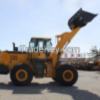 Heavy construction equipment fully hydraulic 6t wheel loader  Manufacturer