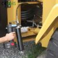 Cordless Grease Gun used JCB excavators Manufacturer