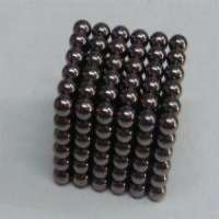 5mm neocube nickel neocube magnetic balls Manufacturer