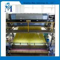 Power saving jacquard weaving textile machine