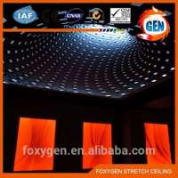 Pop stretch ceiling fabric Manufacturer