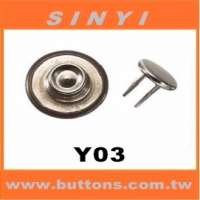 Metal screw denim button Jean Manufacturer
