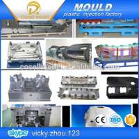 inject mouldplastic mould componentauto part injection mold Manufacturer