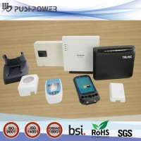 Multi color injection molding plastic components and wifi remote control