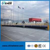 pitless weighbridge 150ton Manufacturer