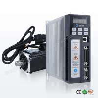 China cheap nema 24 ac servo motor 400w with servo driver kit Manufacturer