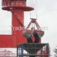 clamshell grab bucket ship unloader Manufacturer