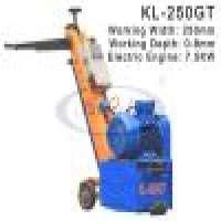 Scarifier Machine High Way Surface Treatment Tungsten Carbide Cutters KL250GT Manufacturer