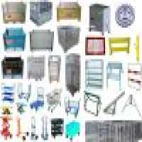 containers shelevs fence mechanical component gas SUS parts Manufacturer