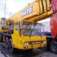 Used Crane KATO NK500E Manufacturer