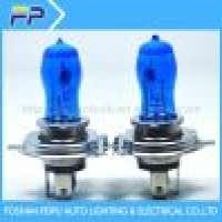 and performance car bulb h4 HOD rainbow UV Quartz glass halogen bulb  Manufacturer