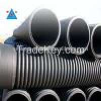 hdpe double wall corrugated pipe drainage Manufacturer