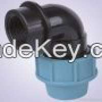 pp compression fittings Manufacturer