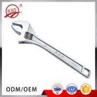 Adjustable Wrench Spanner