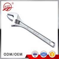 Adjustable Wrench Spanner Manufacturer