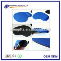 shape rubber mouse pad