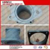 concrete pump pipe flange SK ZX DN125 Concrete Pump Pipe weldon ends Manufacturer