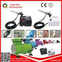 Battery t ype mini compressor air spray gun Manufacturer