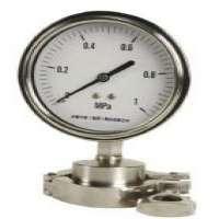 Hygienic Diaphragm Pressure Gauge Manufacturer