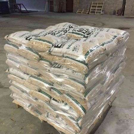 Wood pellets 6mm ENplus, DINplus