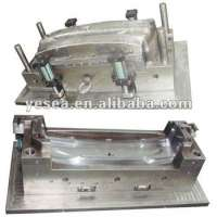 plastic processing industry plastic injection components molded