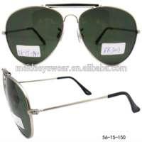 Metal Aviator Sunglasses Men