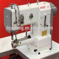 Pfaff 335 Cylinder bed sewing machine shoes and leather bags making Manufacturer
