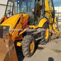 Used backhoe loader heavy equipment