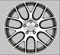 Aluminum car wheels  rims Manufacturer