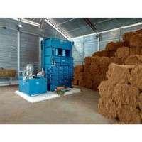 Coconut Coir fiber Baler