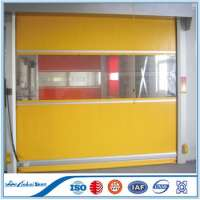 Rapid roller shutter door CE certificate | rolling warehouse door Manufacturer