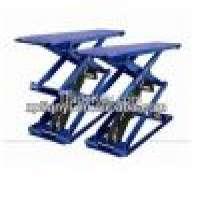 Express short platform double scissor liftauto liftmobile auto lift Manufacturer