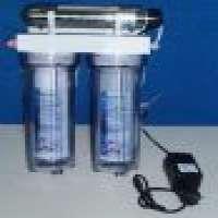 Italianate clear water filter housingwater purifier UV Manufacturer