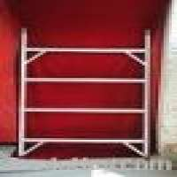 Scaffold aluminum platform ladder folding work platform Manufacturer