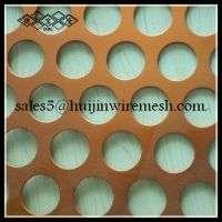 Huijin aluminum perforated decorative metal mesh Manufacturer