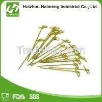 Bamboo Knot Picks Decorative Bamboo Skewer Manufacturer