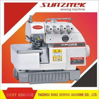 Overlock Sewing Machine Usha From Taizhou Sunz Sewing Machine Co Ltd Mesmerizing Arch Sewing Machine Co Philadelphia Pa