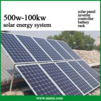 hybrid solar power panel system  Manufacturer