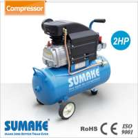Electric Driven Industrial Air Compressor