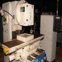 Vertical Console Milling Machine Heckert