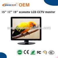 "15""17"" 19"" 215"" 236"" Plastic LCD monitor HDMI VGA loop BNC Manufacturer"