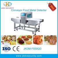 Touch LCD screen conveyor belt industry food metal detector test equipment