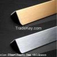 aluminium alloy wall corner guard Manufacturer