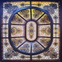 RECLAIMED ARCHITECTURAL SALVAGE STAINED GLASS Manufacturer