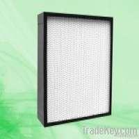 Minipleat HEPA filter Manufacturer