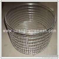Stainless steel mesh basket Manufacturer