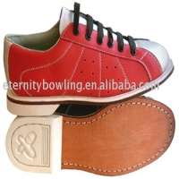 Full leather Bowling house Shoes Manufacturer